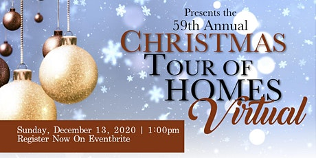 """""""Christmas Tour of Homes """" tickets"""