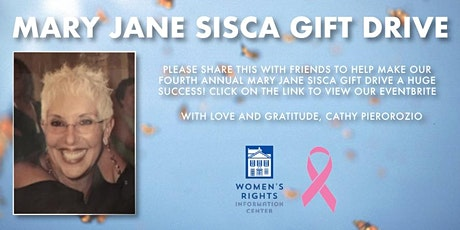 MARY JANE SISCA GIFT DRIVE tickets