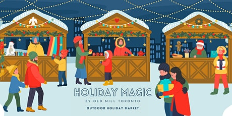 Holiday Magic Market tickets