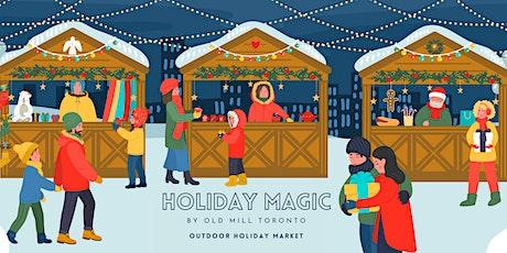 Holiday Magic Market tickets