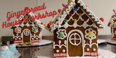 Gingerbread House Workshops tickets