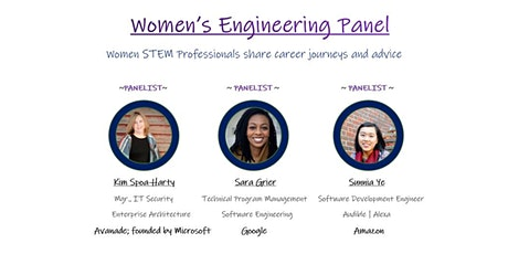 Women's Engineering Panel: Engineering Professionals tickets