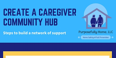 The Purposeful Caregiver: Virtual Support Chat tickets