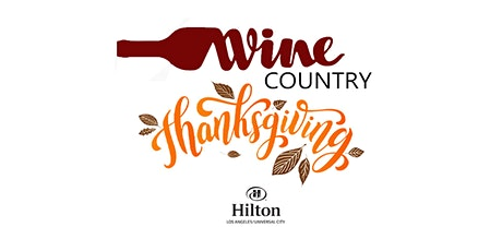Wine Country Thanksgiving tickets