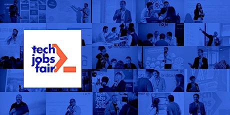 TECH JOBS fair Genova 2020 biglietti
