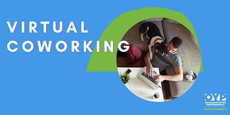 Young Professional Virtual Coworking tickets