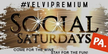 Social Saturdays PA tickets