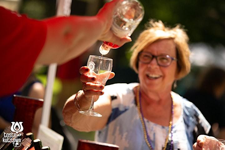 2021 Taste of Kutztown Wine & Beer Festival image