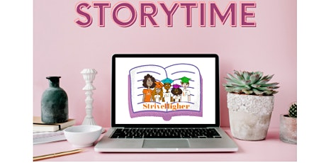 I Can Be A...virtual storytime series with professionals! tickets