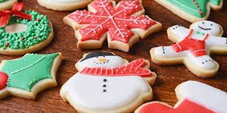 Holiday Cookie Pick Up Event: tickets