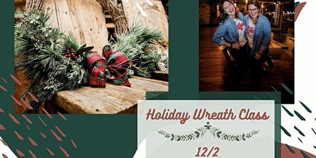 12/2 Wreath Class- Knot a Second Thought tickets