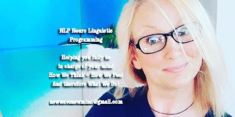NLP Neuro Linguistic Programming Free Introduction with Free Takeaway Tips Tickets