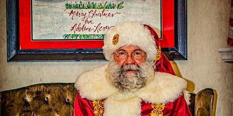 Brunch with Santa tickets