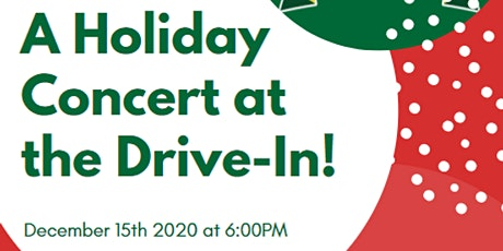 A Holiday Concert at the Drive-In tickets