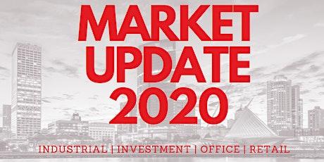 2020 Market Update tickets