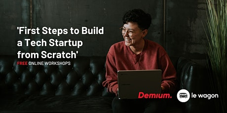 Demium x Le Wagon  - Entrepreneur's First Tool Kit | Workshops | Nov. 23-27 tickets