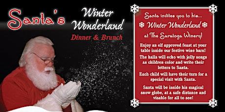 Santa's Winter Wonderland Dinner - Dec. 15th tickets