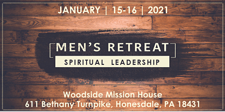 Men's Retreat: Spiritual Leadership tickets