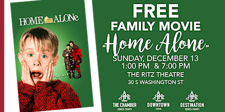 Free Family Movie at The Ritz tickets