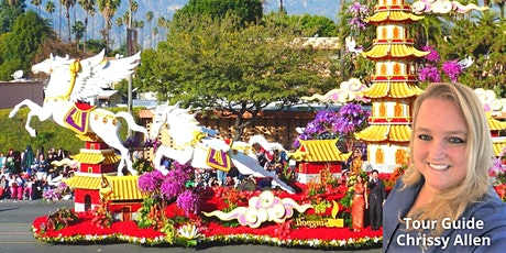 Highlights and History of the World-Famous Rose Parade tickets