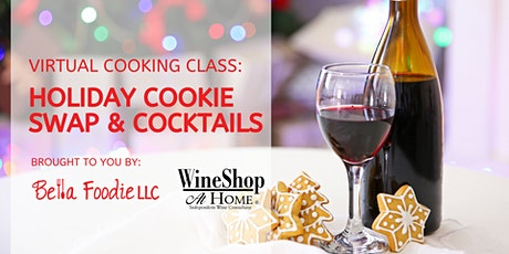Holiday Cookie Swap and Cocktails tickets