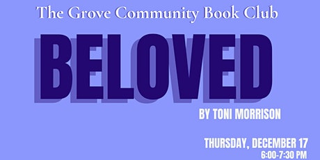 Community Book Club: Beloved tickets