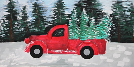 Painting Red Truck in the Forest, Adults Class tickets