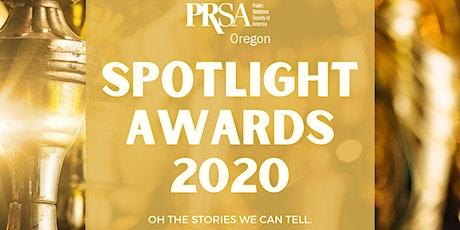 Spotlight Awards 2020 tickets