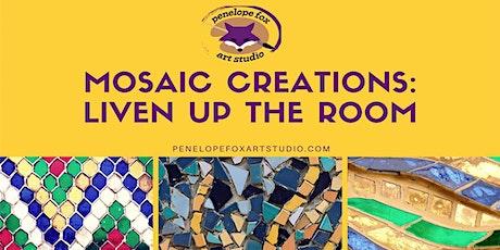 Mosaic Workshop: Mirror Frame tickets