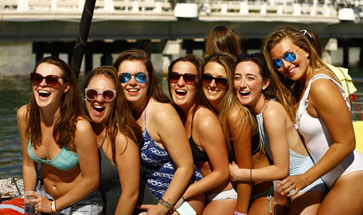 #PARTY BOAT IN MIAMI image
