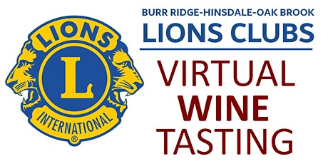 Burr Ridge-Hinsdale-OakBrook Lions Clubs Annual Tasting - HWS Donating Back tickets