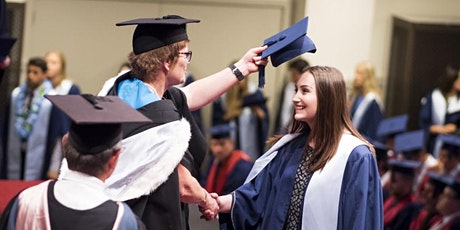Otago Polytechnic Graduation Gown Hire - 12TH MARCH 2021 tickets