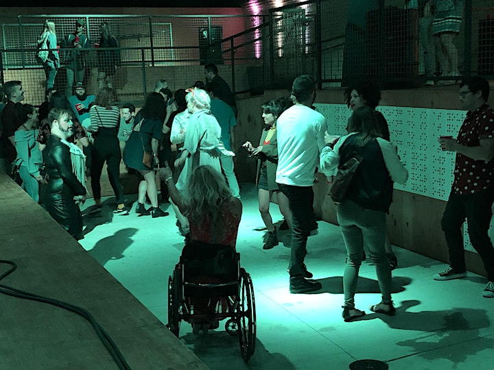 Becoming Public Art: Accessibility image
