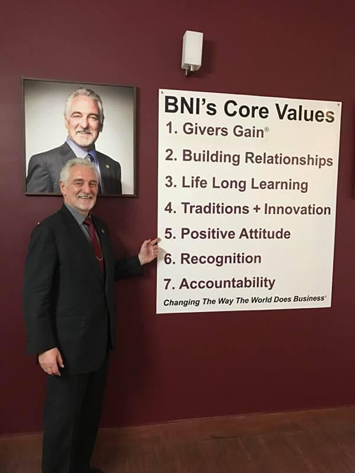 [ONLINE] BNI Carmel Valley - Networking, Introductions, and Referrals image