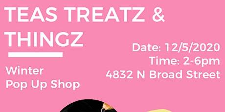Teas Treatz & Thingz tickets