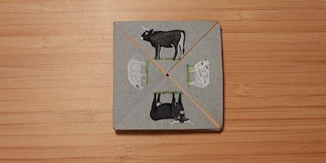 Family Art Workshop: Seasonal Nature Card Making