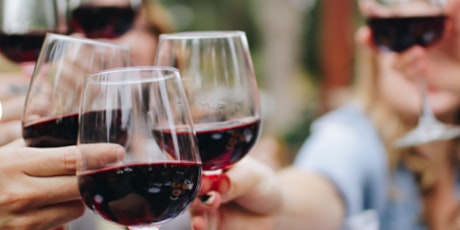 In-Person Class: OUTDOOR Wine Tasting and Food Pairing (SAN) tickets