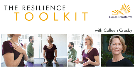 SOLD OUT - Intro to The Resilience Toolkit - ONLINE | 5:30pm PST