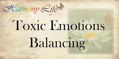 Balancing Toxic Emotions (Lando Medical Reiki 201.2) - virtual, live tickets