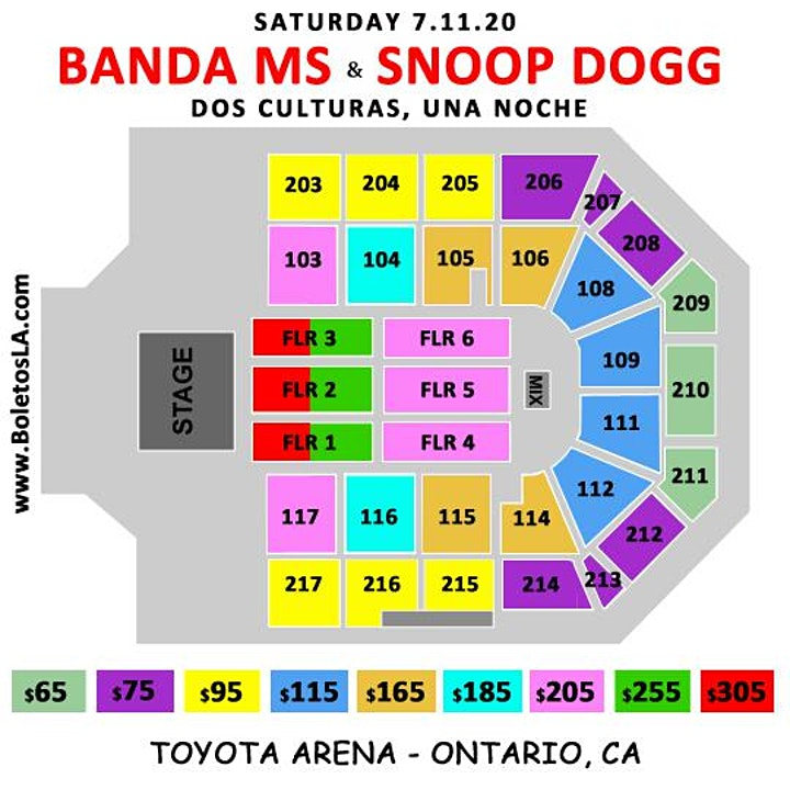 BANDA MS and SNOOP DOGG in Concert! image