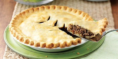 Tourtières For Seniors Fundraiser ! tickets