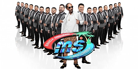 BANDA MS and SNOOP DOGG in Concert! tickets