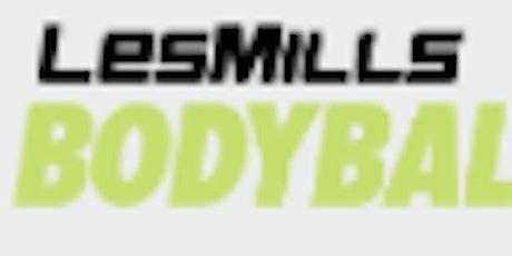 Les Mills BodyBalance