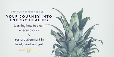 Energy Healing Series tickets