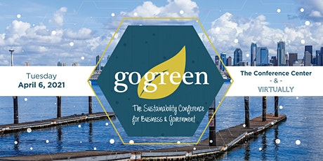 GoGreen Conference - Seattle 2021 Hybrid tickets
