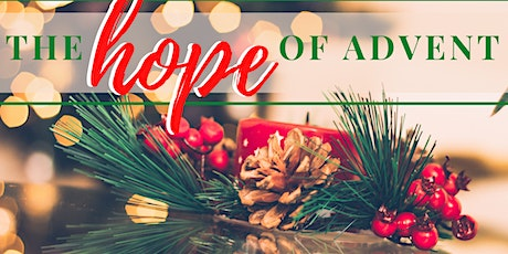 The Hope of Advent - Ladies Christmas Gathering 2020 tickets