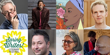 Spring Writes Literary Festival in November (23 Virtual Events!) tickets