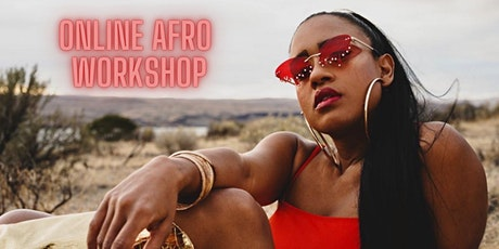 Online Afro Workshop tickets