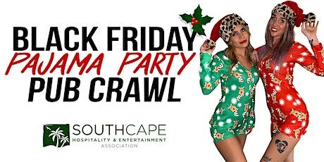 Black Friday Pajama Party Pub Crawl tickets