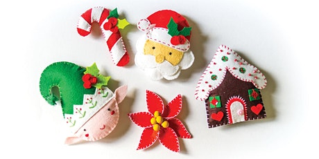 DIY Christmas Craft Evenings - Greerton Library tickets